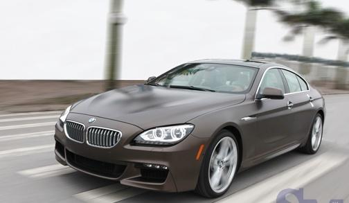 BMW 650i Gran Coupe mau hiem gia gan 6 ty o Ha Noi hinh anh