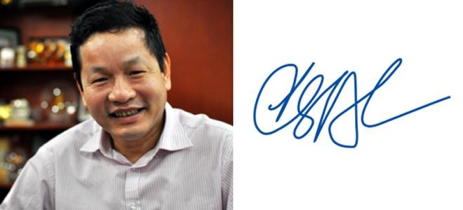 Nhung nguoi giau nhat Viet Nam ky ten nhu the nao? hinh anh 6 Ông Trương Gia Bình - Chủ tịch FPT.
