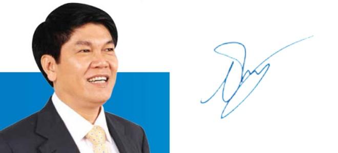 Nhung nguoi giau nhat Viet Nam ky ten nhu the nao? hinh anh 2 Ông Trần Đình Long - Chủ tịch Tập đoàn Hòa Phát.