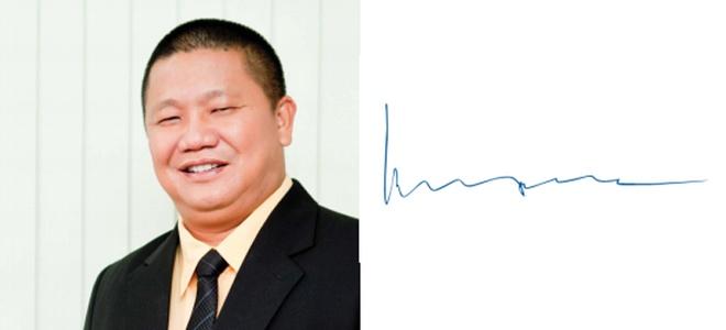 Nhung nguoi giau nhat Viet Nam ky ten nhu the nao? hinh anh 3 Ông Lê Phước Vũ - Chủ tịch Hoa Sen Group.