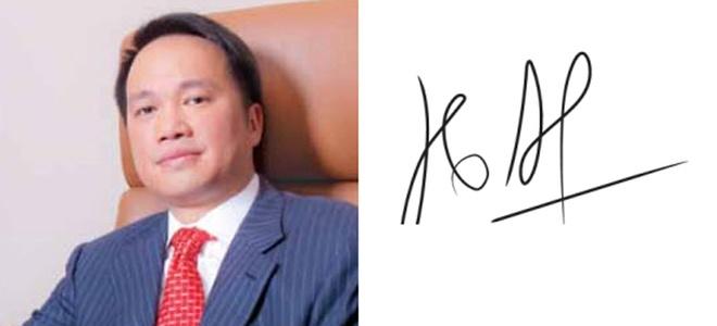 Nhung nguoi giau nhat Viet Nam ky ten nhu the nao? hinh anh 7 Ông Hồ Hùng Anh - Chủ tịch Techcombank, Phó Chủ tịch Masan Group.