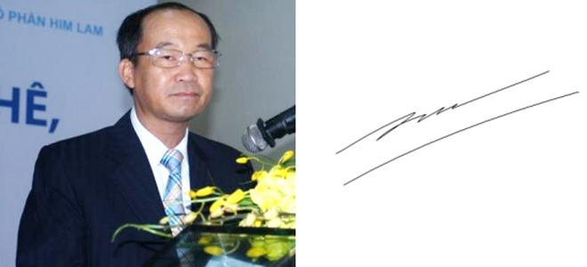 Nhung nguoi giau nhat Viet Nam ky ten nhu the nao? hinh anh 9 Ông Dương Công Minh - Chủ tịch Him Lam Group, LienViet Postbank.