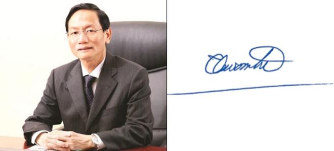 Nhung nguoi giau nhat Viet Nam ky ten nhu the nao? hinh anh 11 Ông Vũ Văn Tiền - Chủ tịch Geleximco, An Bình Bank.