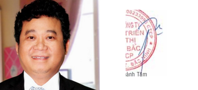 Nhung nguoi giau nhat Viet Nam ky ten nhu the nao? hinh anh 12 Ông Đặng Thành Tâm - Chủ tịch Kinh Bắc City, Saigon Invest Group.