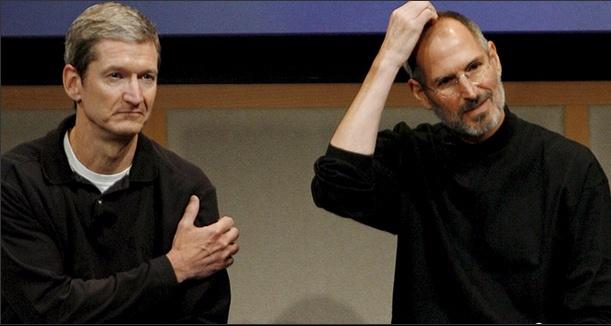 Tim Cook khac gi Steve Jobs? hinh anh