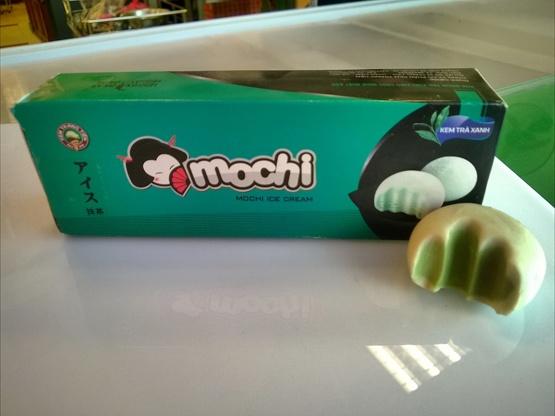 On ao thuong vu thau tom, Kem Trang Tien gio ra sao? hinh anh 2 Kem Mochi mới của Thương hiệu Kem Tràng Tiền.
