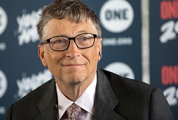Bill Gates duoc du doan tro thanh 'nghin ty phu' dau tien hinh anh