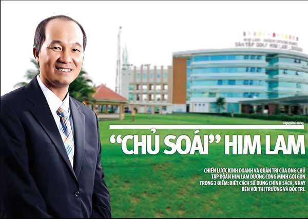 Ông Dương Côn Minh.