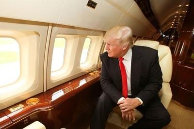 Phi co xa xi cua trum bat dong san Donald Trump hinh anh