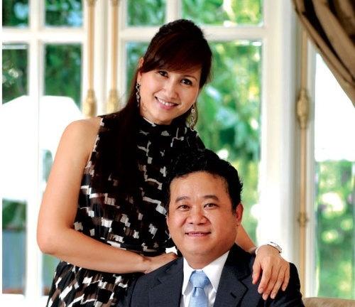Tieu thu ho Dang van la 9X giau nhat san chung khoan hinh anh 1 Cha mẹ Đặng Nguyễn Quỳnh Anh.