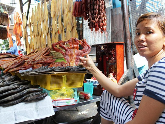 Cho Campuchia giua long Sai Gon hinh anh 3