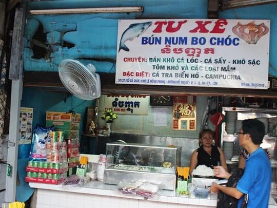 Cho Campuchia giua long Sai Gon hinh anh 6