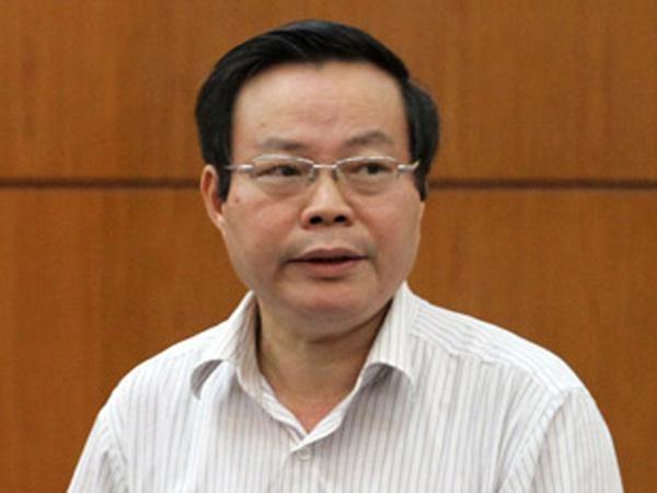 Ông Phùng Quốc Hiển, Chủ nhiệm Ủy ban Tài chính - Ngân sách của Quốc hội .