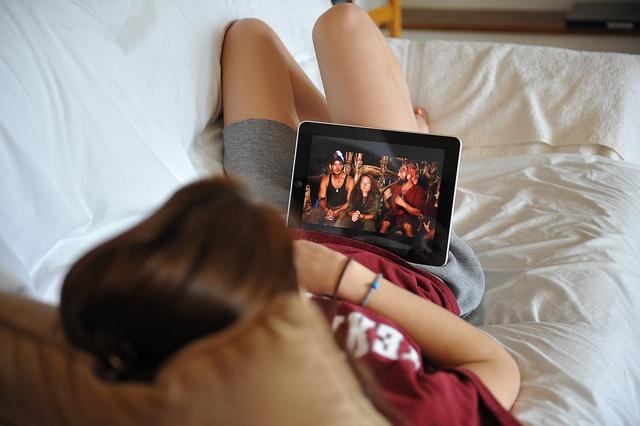 Nguoi dung iPhone, iPad xem phim sex nhieu nhat hinh anh