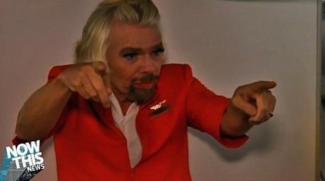 Cuoc song xa hoa cua ty phu Richard Branson hinh anh 8