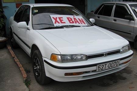 Tranh mac sai lam khi mua xe hoi cu hinh anh 1 Quá trình lựa chọn mua xe cũ chưa bao giờ là việc dễ dàng.