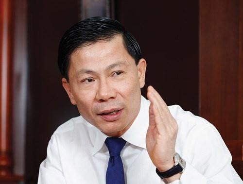 Chuyen doi cua dai gia sam 100 tau, 2 truc thang bam bien hinh anh 1 Doanh nhân Phạm Ngọc Lâm.