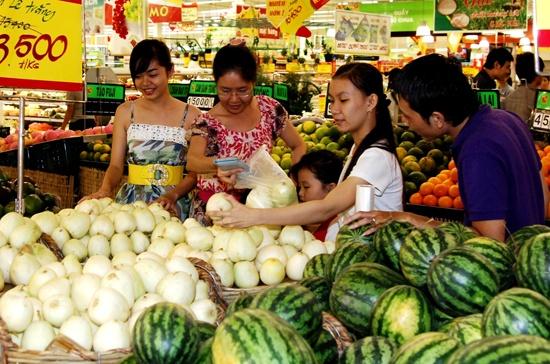 CPI thang 7 tai Ha Noi tang 0,18% hinh anh