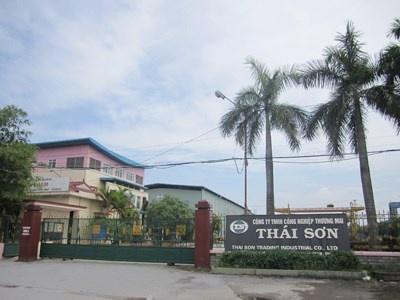 Ngan hang sap bay dai gia hinh anh 1 Công ty TNHH Công nghiệp Thương mại Thái Sơn.