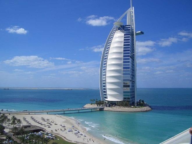 Những khách sạn 7 sao xa xỉ nhất thế giới