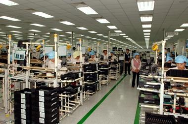 Doanh nghiep Viet dat dieu kien voi Samsung? hinh anh 1