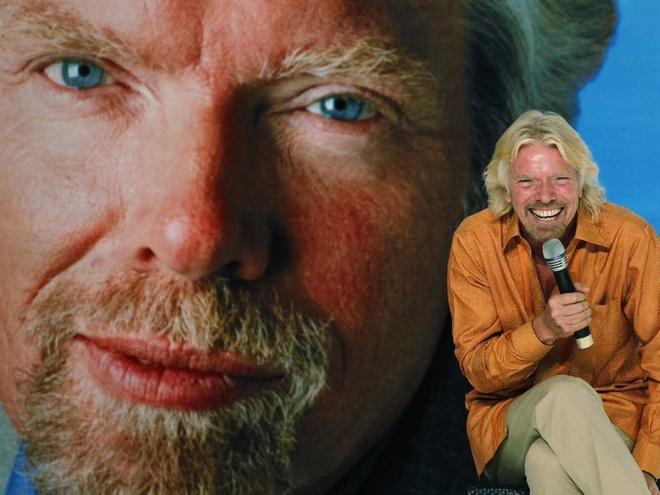 Nhung hinh anh 'di thuong' cua ty phu Richard Branson hinh anh 20