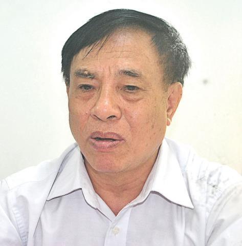 TS Phạm Thế Hưng.