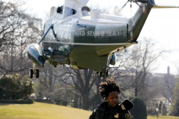 Nhung 'la chan song' cua Tong thong My Obama hinh anh 2