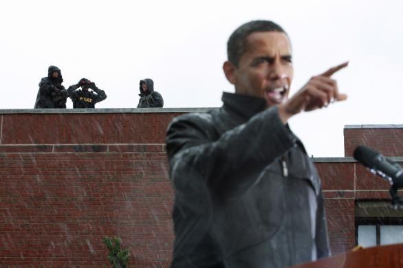 Nhung 'la chan song' cua Tong thong My Obama hinh anh 4