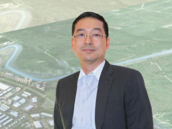 Ông Nguyễn Hoàng, Chủ tịch HĐQT, Tổng giám đốc Công ty cổ phần Đầu tư Phát triển N&G (N&G Corp.)