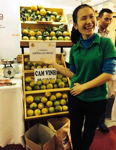 Cam Vinh: Chua chinh vu, Ha Noi da loan hang gia hinh anh 2