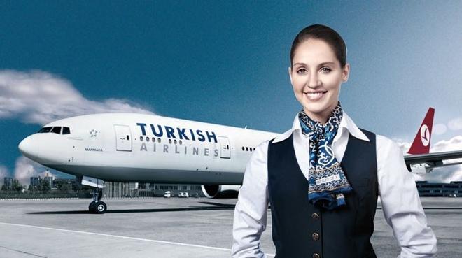 Nhung quy dinh nghiet nga it biet voi tiep vien hang khong hinh anh 1 Turkish Airlines, hãng hàng không lớn thứ 4 của châu Âu, từng ra quy định cấm nữ tiếp viên tô son đỏ, móng hồng. Hãng này giải thích: