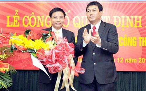 Lai suat khong phai nguyen nhan 'giet chet' doanh nghiep hinh anh 1 Ông Nguyễn Văn Thắng (bên trái) và ông Phạm Huy Hùng.