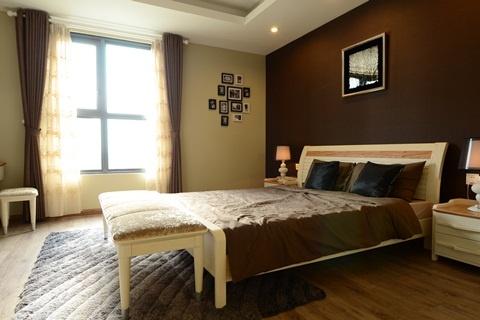 Căn hộ chung cư cao cấp cho khách thuê hút khách.