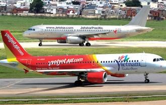 Cuộc so kè giữa Jetstar Pacific với VietJet đang dần lên tới đỉnh điểm.
