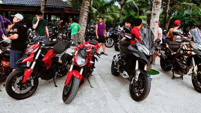 3 ly do khien mo to sap chay day duong o Viet Nam hinh anh 5 Nhiều hãng môtô đặt chân vào Việt Nam sẽ giúp người dùng dễ dàng sở hữu những chiếc xe phân khối lớn hơn.