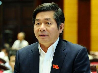 Bộ trưởng Bộ Kế hoạch Đầu tư Bùi Quang Vinh.
