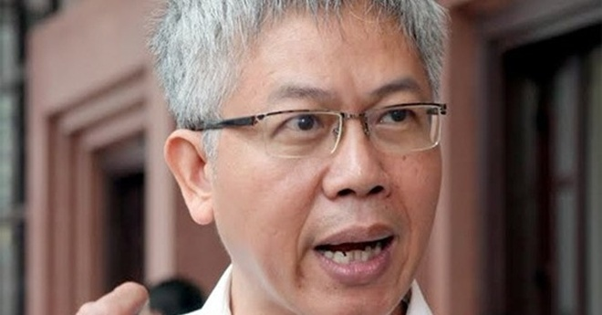 TS. Nguyen Duc Kien: 'Mot so ngan hang lo vi qua tham' hinh anh