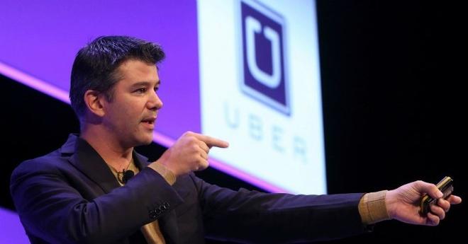 Nhieu thanh pho My dong loat kien Uber hinh anh