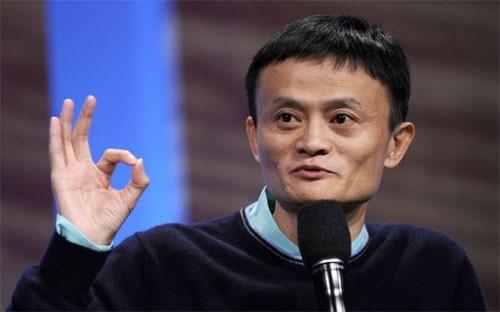 Ong chu Alibaba chinh thuc giau nhat chau A hinh anh 1 Tỷ phú Jack Ma, nhà sáng lập tập đoàn thương mại điện tử Alibaba.