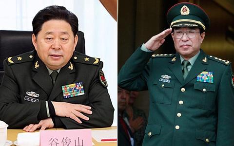 Vi sao Trung Quoc dam danh manh tham nhung trong quan doi? hinh anh
