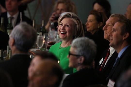 Hillary Clinton: Kien truc su chinh sach moi doi voi Cuba hinh anh