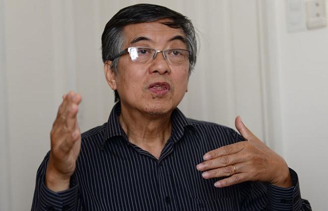 Ông Nguyễn Trọng.