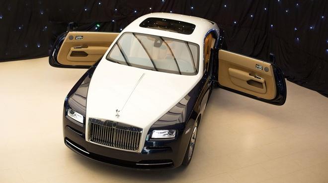 Lamborghini, Rolls-Royce, Bentley sap khoc thet vi thue o VN hinh anh