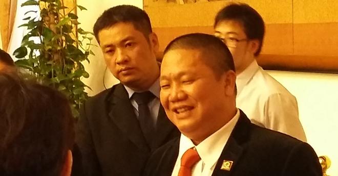 Le Phuoc Vu: 'Toi khang dinh Hoa Sen khong thua Formosa' hinh anh