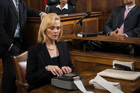5 nghe co luong cao bat ngo o My hinh anh 2 Họ viết lại quá trình xét xử và mang về một mức lương gần như bằng với những luật sư và thẩm phán.