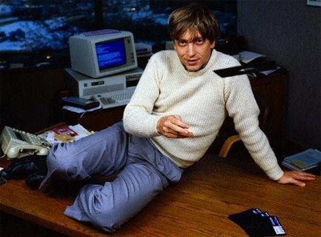 13 su that ve Bill Gates hinh anh 11 Bill Gates nói, nếu Microsoft không thành ông, có lẽ ông đã trở thành một nhà nghiên cứu về trí tuệ nhân tạo (artificial intelligence - AI).