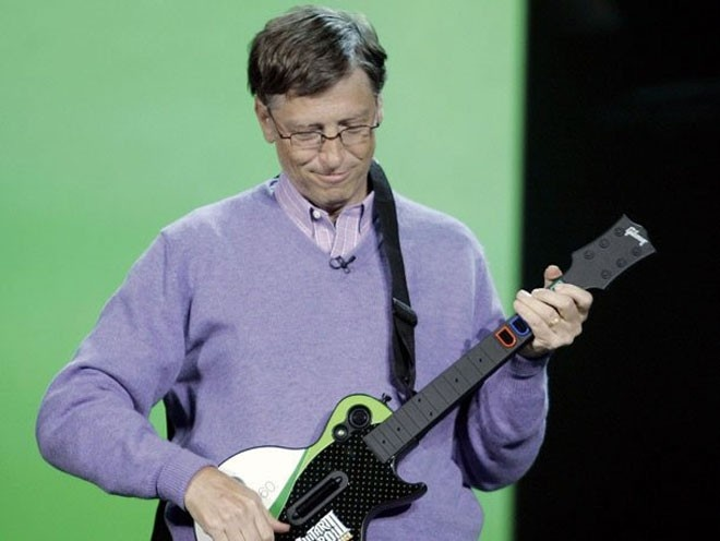 13 su that ve Bill Gates hinh anh 13 Bill Gates hâm mộ hai nhóm nhạc rock là Weezer của Mỹ và U2 của Ireland. Ông cũng nói đang chờ nhóm nhạc rock Spinal Tap của Anh lưu diễn trở lại.