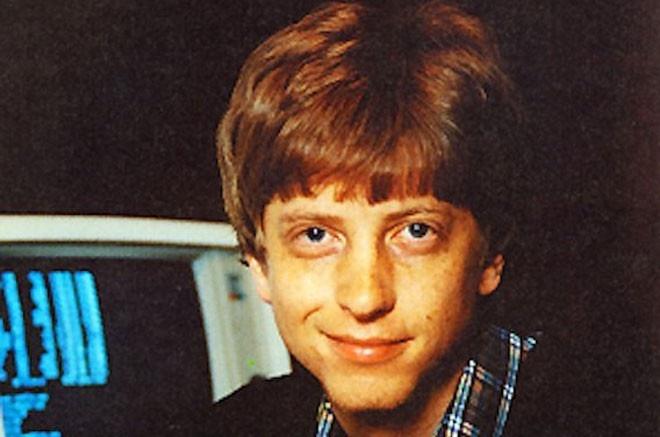 13 su that ve Bill Gates hinh anh 2 Khi nhận ra thiên hướng tin học của Bill Gates, nhà trường đã để cậu viết chương trình xếp lớp học cho các học sinh. Cậu bé ranh mãnh đã thay đổi mã chương trình để mình được xếp vào lớp có 'một số lượng lớn những cô gái thú vị'.