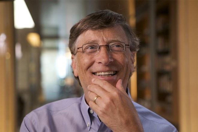 13 su that ve Bill Gates hinh anh 9 Điểm thi đại học của Bill Gates là 1.590/1.600.
